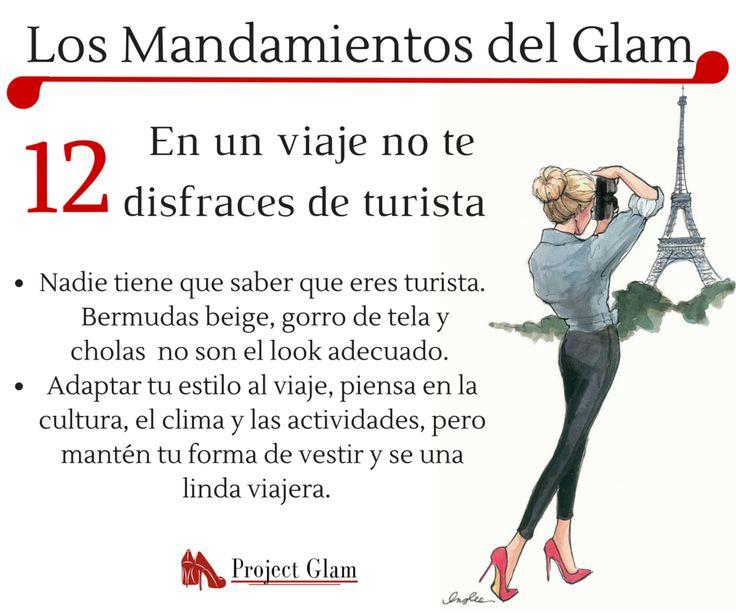 12 Los Mandamientos del Glamour