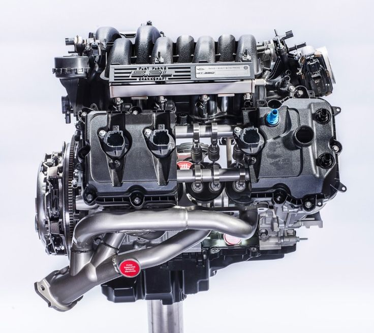 #Ford Makes History With The V8 Voodoo