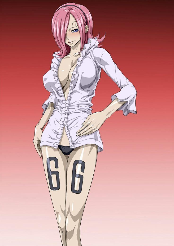 Vinsmoke Reiju Sexy Hot Ecchi One Piece  Vinsmoke Reiju -4597