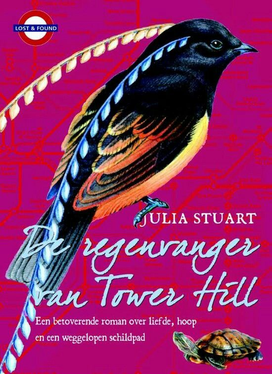De regenvanger van Tower Hill - julia stuart. Prachtig, bijzonder boek. Boek 7 - 2017
