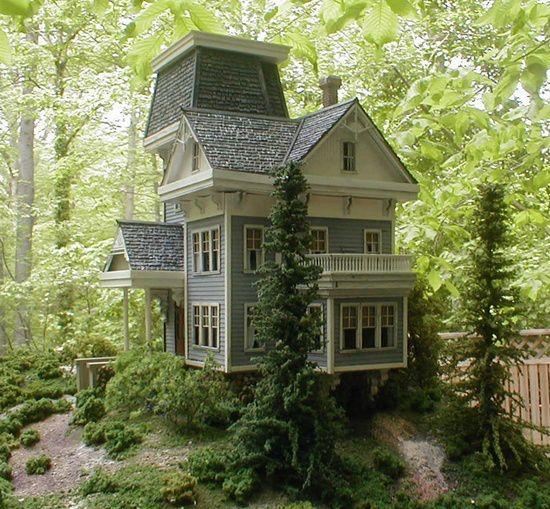 17 meilleures id es propos de maisons victoriennes sur - Maison de style victorien ...