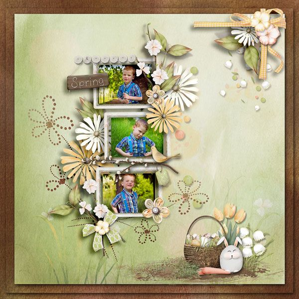 """NEW*NEW*NEW  """"It´s a Spring Thing!"""" by Sarahh Graphics  https://www.pickleberrypop.com/shop/product.php?productid=50041&page=1  save 60%  RAK pro Monika Hůlová"""