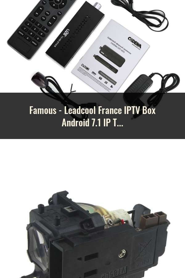 Leadcool France IPTV Box Android 7 1 IP TV 1 Year SUBTV IUDTV QHDTV