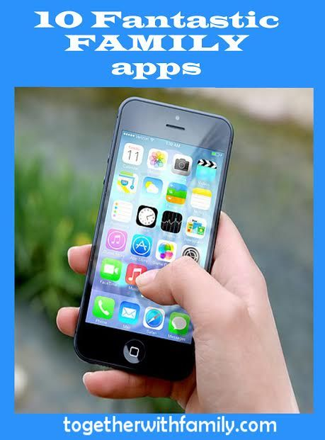 If you are looking for great apps for the family, you don't want to miss this post! 10 Fantastic Family Apps to have on your phone and/or device!