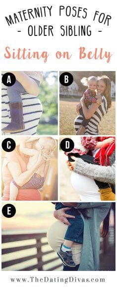 Pregnancy Photo Shoot With Big Brother or Sister