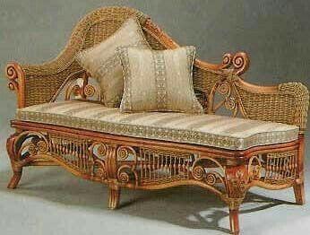 12 Best Antique Wicker Furniture Images On Pinterest