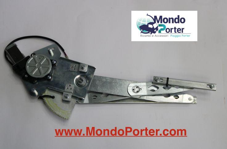 Alzacristallo Elettrico SX Piaggio Porter 661048
