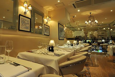 Three Course Dining Experience & Champagne Cocktail for Two at a Marco Pierre White Restaurant