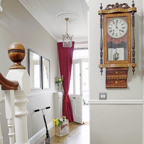 Neutral hallway | Hallways | Decorating ideas | housetohome.co.uk