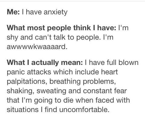 how to talk to people when you have social anxiety