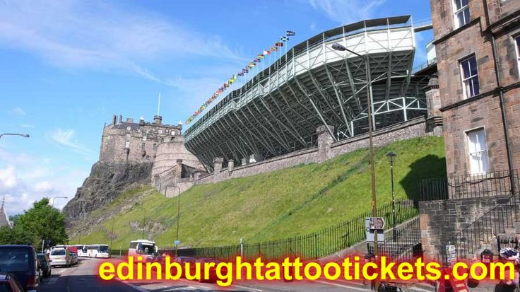 If you have additional and aspiration for to get a hold some money aligned with them. You also sell Edin Tattoo Tickets. http://edinburghtattootickets.com/