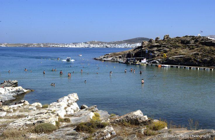 Monastiri Beach @ Paros Natural Park !!!