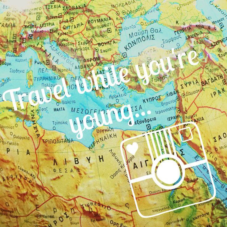 Travel now don't wait any longer!