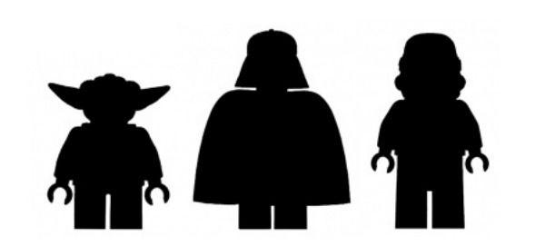 yoda-silhouette-cameo.jpg I Am Momma - Hear Me Roar: Lego Star Wars Tee (with a free template)