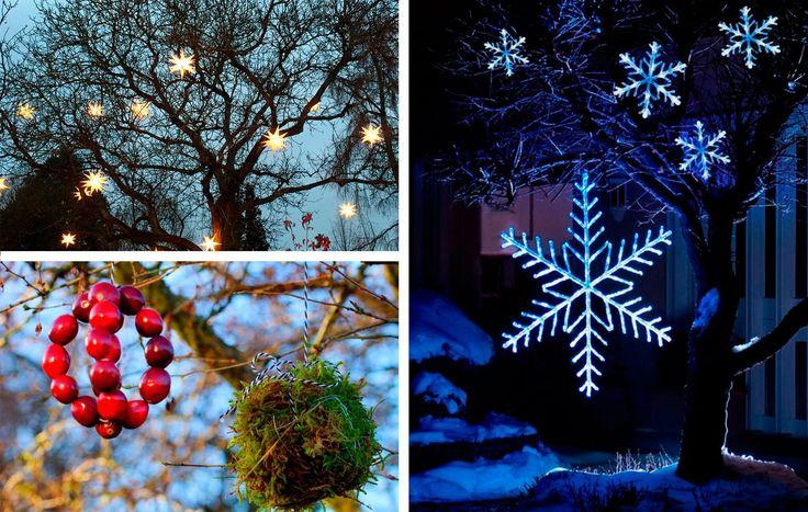Julehaven: Pynt op med lys og skab julehygge