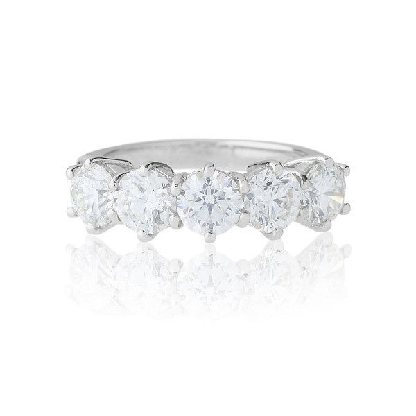 Simply stunning #paulsheerancollection #eternityring