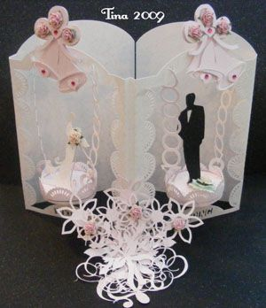 Craft Robo Gsd File Template Wedding Mobile Card