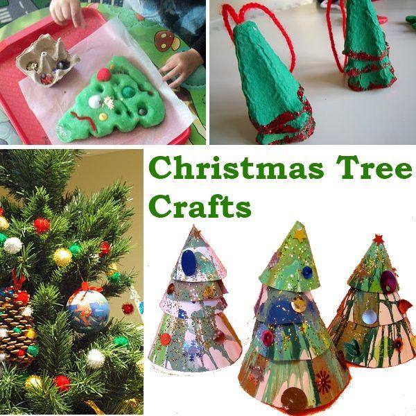 Christmas Crafts for kids | Christmas Crafts for Preschoolers - Kids Activities Blog #Crafts #KidsCrafts #Christmas
