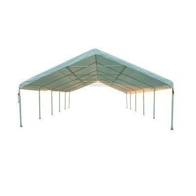 Shelterlogic 30' X 24' X 12' Ultra Max Big Country Canopy by Shelterlogic. $2544.00