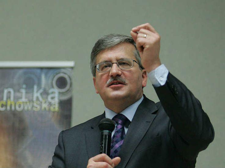 """Komorowski już w 2011 roku mówił o Polakach jako """"narodzie sprawców"""" Holocaustu. PO w służbie niemieckiej polityki historycznej!"""