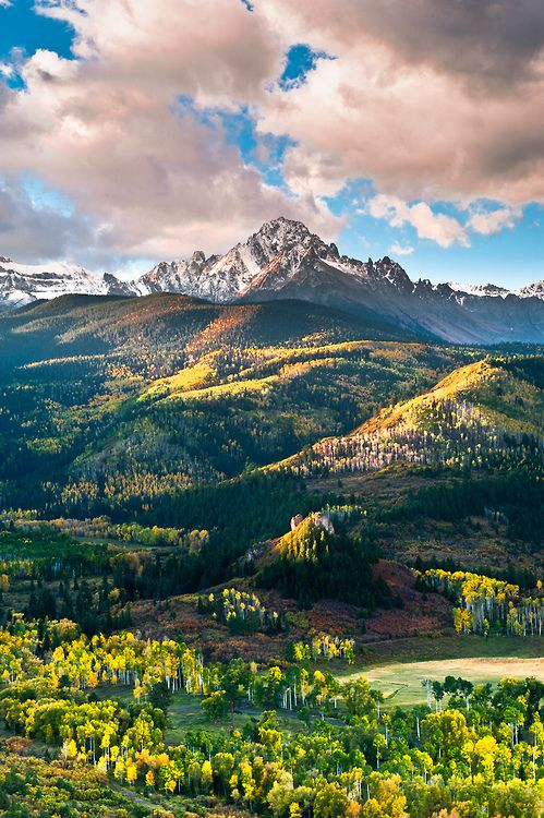 North Face - Mount Sneffels - Colorado (by wboland)