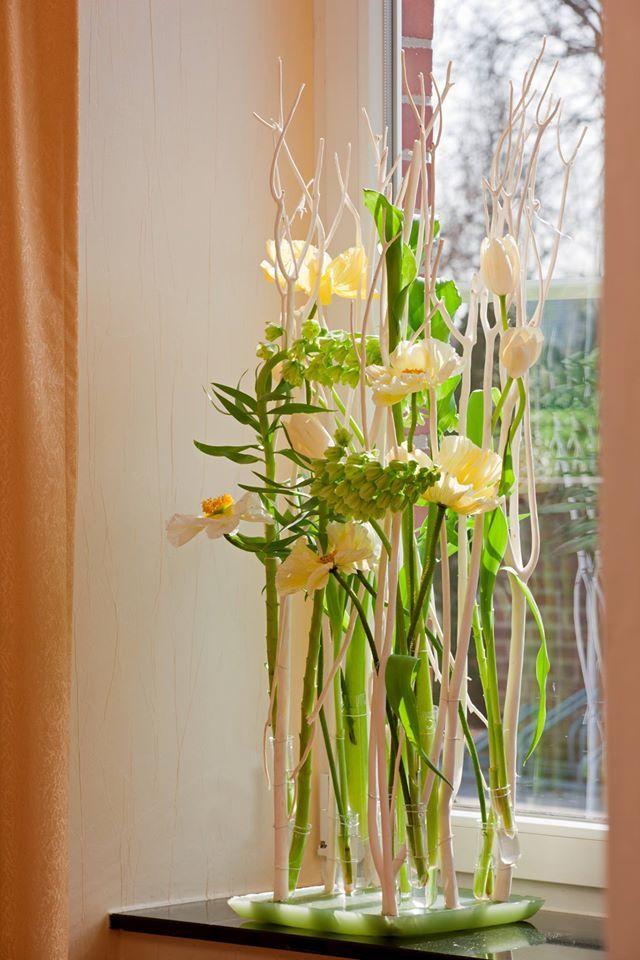 artist: Brigitte Heinrichs | floral design | Ikebana ...