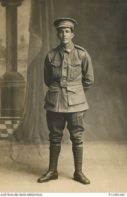 WWI, 16 April 1918, Private Sydney Leppard Molineux was killed in action. Unit; 5th Machine Gun Battalion, AIF.  | The Australian War Memorial