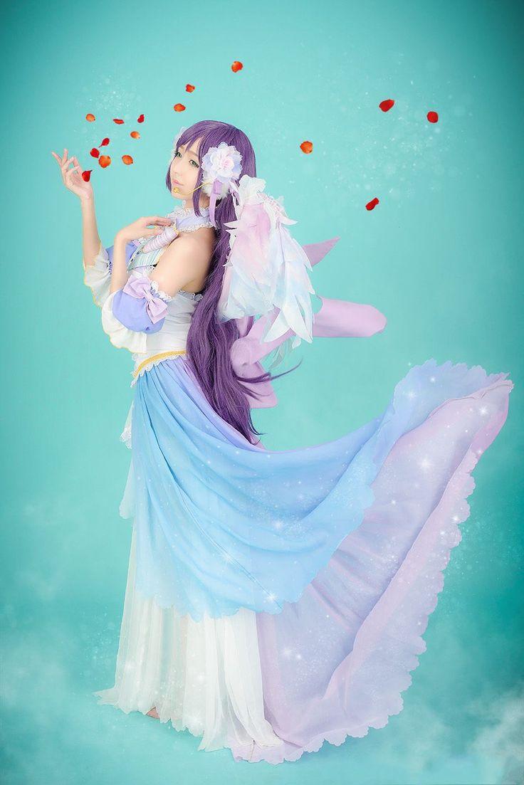 Asaki Nozomi Tojo Cosplay Photo - WorldCosplay