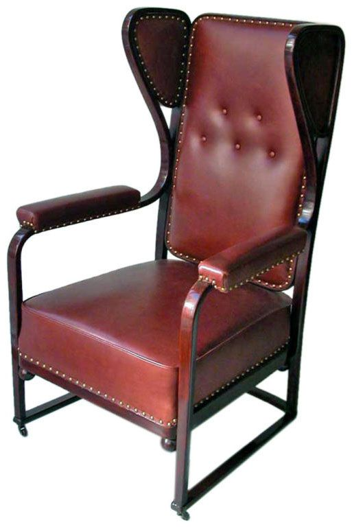 93 best fauteuils oreilles images on pinterest armchairs couches and chaise lounge chairs. Black Bedroom Furniture Sets. Home Design Ideas