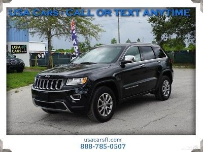eBay: 2016 Jeep Grand Cherokee Limited 2016 Jeep Grand Cherokee Limited 4x4 V6 24V Automatic 4WD SUV #jeep #jeeplife