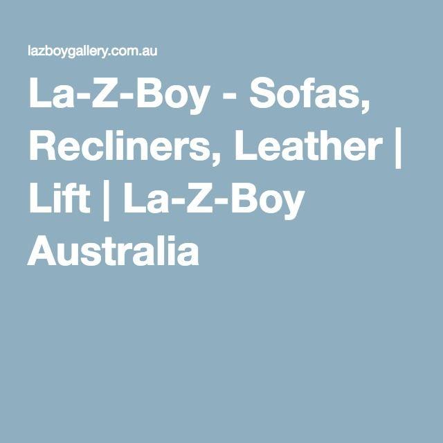 La-Z-Boy - Sofas, Recliners, Leather | Lift | La-Z-Boy Australia