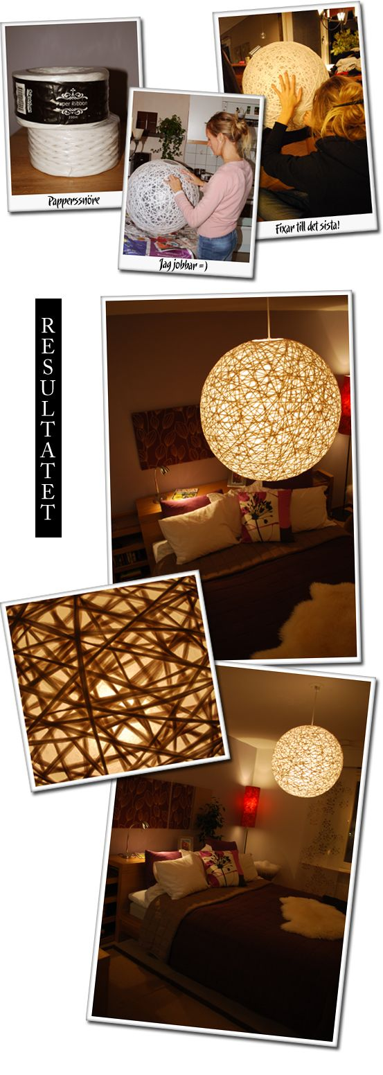 best images about Lamparas on Pinterest Paper lanterns Bulbs