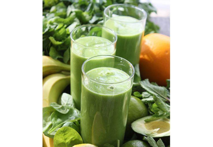 Grønn smoothie | Tara.no