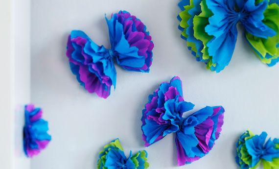 Festoni di carnevale fai da te, 3 idee per delle decorazioni coloratissime! | Artiste per casa