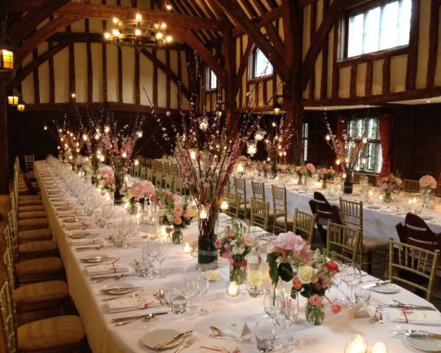 GREAT FOSTERS in Surrey - Flowers by fairy nuff flowers - fairynuff-flowers.co.uk