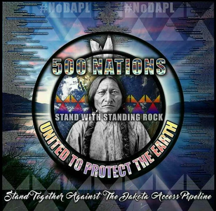 Stand with Standing Rock ✊ Stand Together Against the Dakota Access Pipeline ✊…