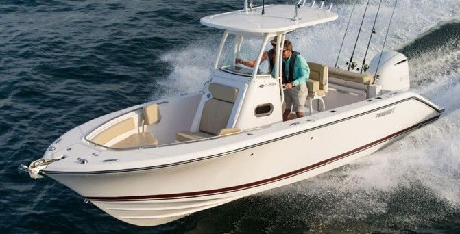 Pursuit C238 Review - Boat.com The new standard in center console fishing boats