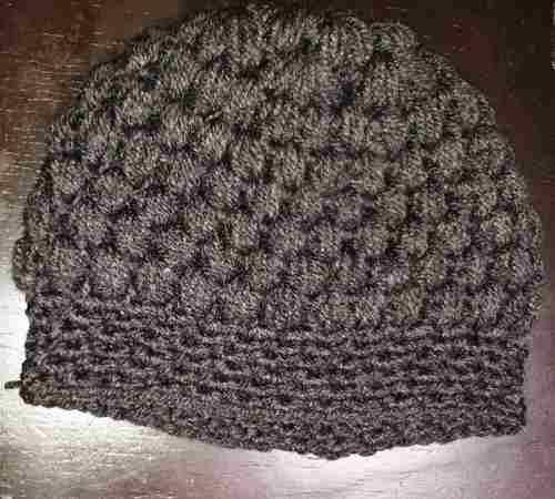 Gorro Tejido A Crochet Para Dama Y Niña, En Varios Colores - $ 120.00
