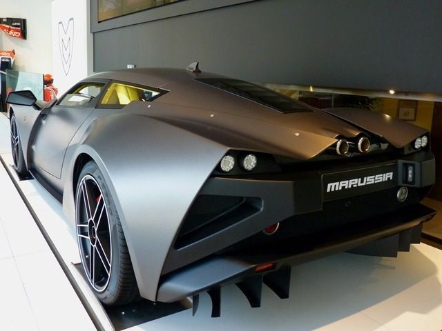 Merveilleux #Marussia #exotic #cars