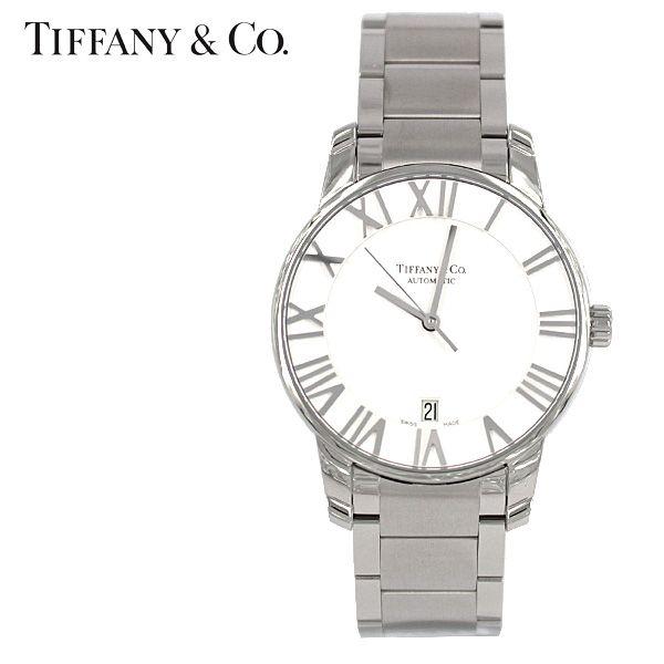 ~ティファニー<br>AtlasDome/アトラス ドーム メンズ ウォッチ/腕時計/WATCHES【シルバー】<br>Z1800.68.10A21A00A  /Tiffany&Co.【m-watch】