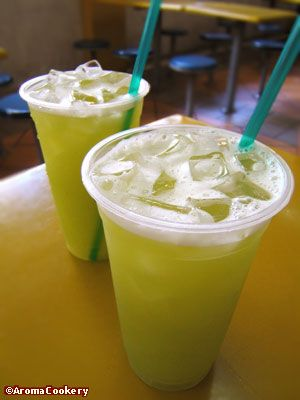 sugarcane juice.  yummy