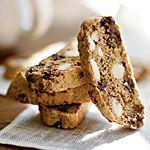 Deep Dark Chocolate Biscotti Recipe | MyRecipes.com