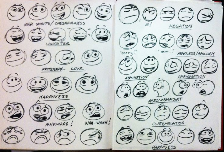 How Facebook, A Pixar Artist, And Charles Darwin Are Reinventing The Emoticon