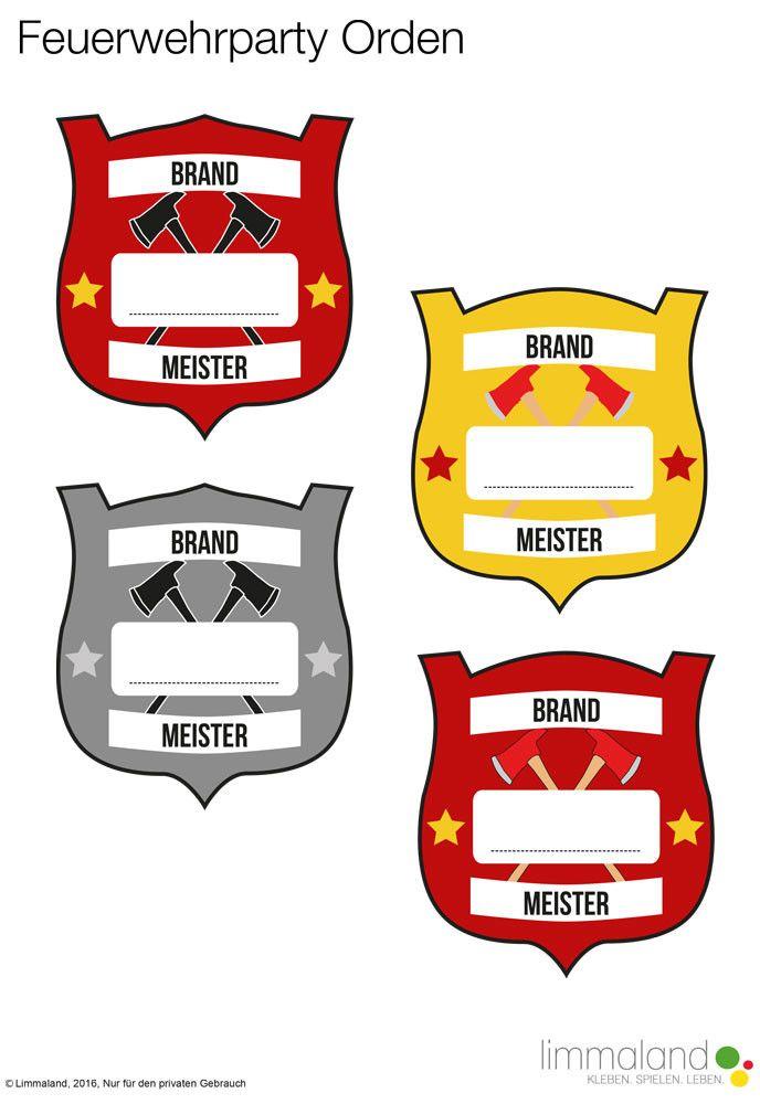 56 best Feuerwehr Kinderzimmer images on Pinterest   Fire department ...