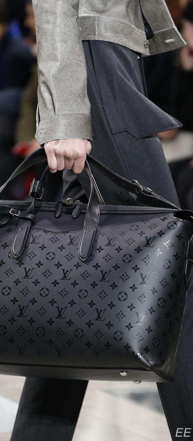 Fall 2016 Menswear Louis Vuitton - EE