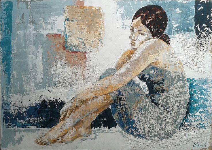 Romina Manoli. Vibrazioni inconsce