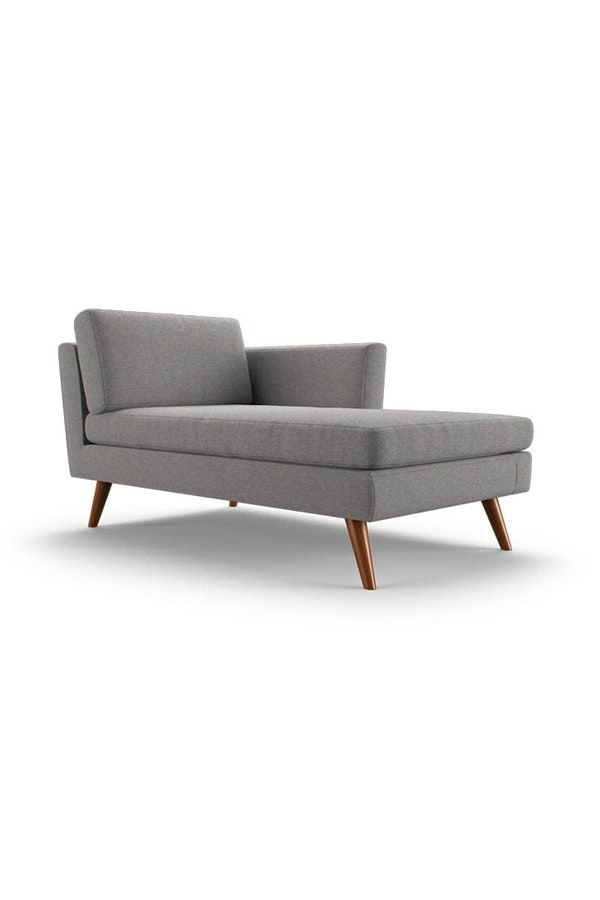 Deluna Single Arm Chaise