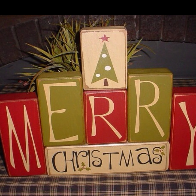 Holiday Wood Craft Projects