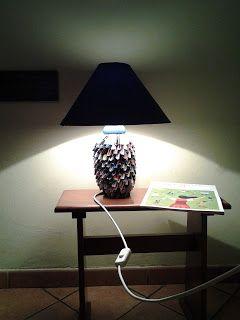 Klaven Art: riciKlaven lampade ecodesigner