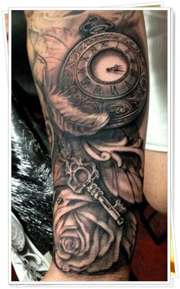 17 best images about tatuaggi sulle braccia on pinterest arm tattoo. Black Bedroom Furniture Sets. Home Design Ideas